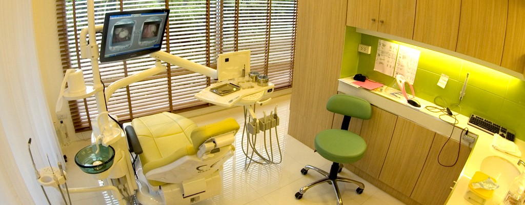 Dente Smile Clinic in Phuket of Thailand